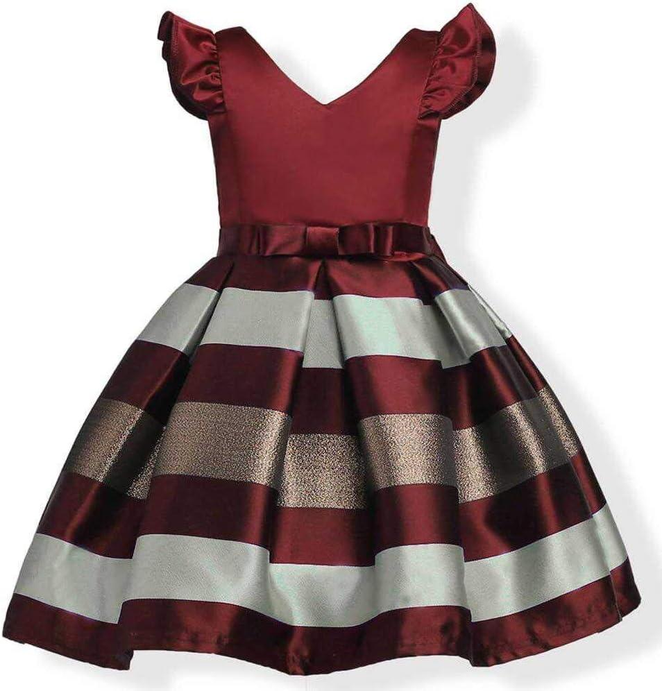 ZSRHH-Falda Vestido de Mujer Vestido de Princesa del Bowknot para ...