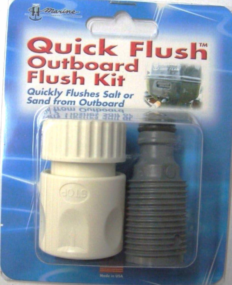"AMRT-QF-2K-DP * T&H Marine ""Quick Flush"" Outboard Flush Kit for Mercury/Yamaha"