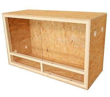 terrarium en bois. Black Bedroom Furniture Sets. Home Design Ideas