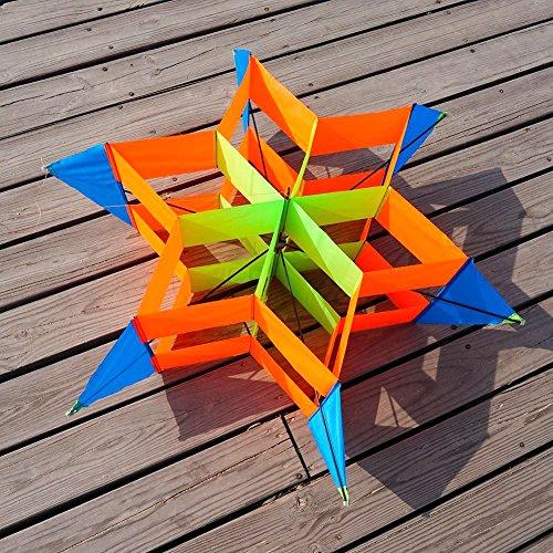 Hengda Kite New Version 42 Inch So Beautiful 3d Lotus Flower