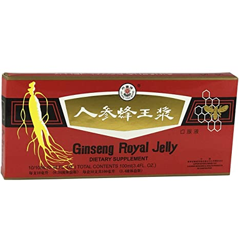 [ ✅ FUERZA Y ENERGIA ] Ginseng con Jalea Real | Ginseng & Royal Jelly |