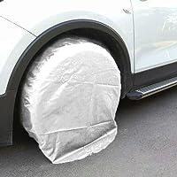 housesweet Protectores de neumáticos de Repuesto de 32