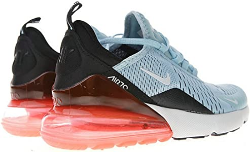 Nike Air Max 270 AH6789 400 Ocean BlissSchwarz Hot Punch