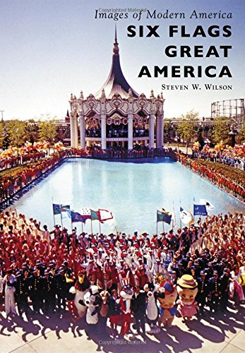 Six Flags Great America (Images of Modern - In Stores Gurnee