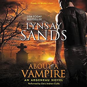 About a Vampire Audiobook
