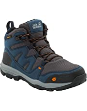 Jack Wolfskin Unisex-Child Boys MTN Attack 3 Texapore Mid Kid's Waterproof Hiking Boot