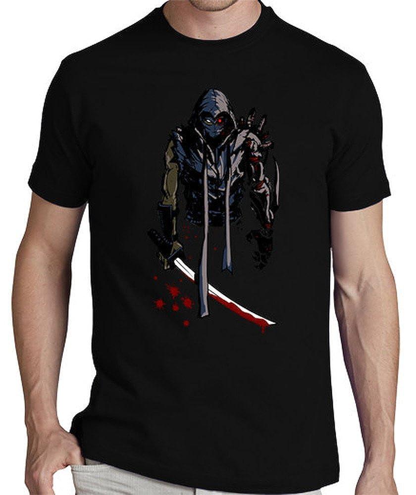 latostadora Camiseta Ninja Gaiden Yaiba - Camiseta Hombre ...