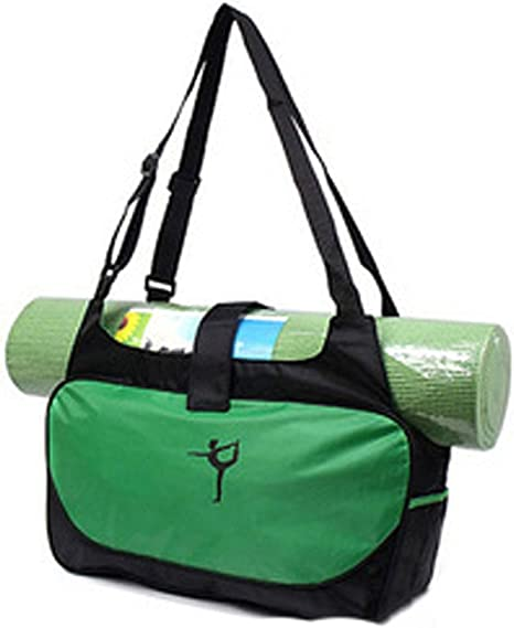 Amazon.com: bettertime Fashion Esterilla de yoga bolsa ...