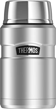 Thermos Stainless King 24 Ounce Stainless Steel Food Jar
