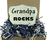 Cheap Grandpa Rocks – Engraved in a Heavy little Stone