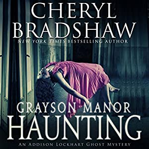 Grayson Manor Haunting Audiobook