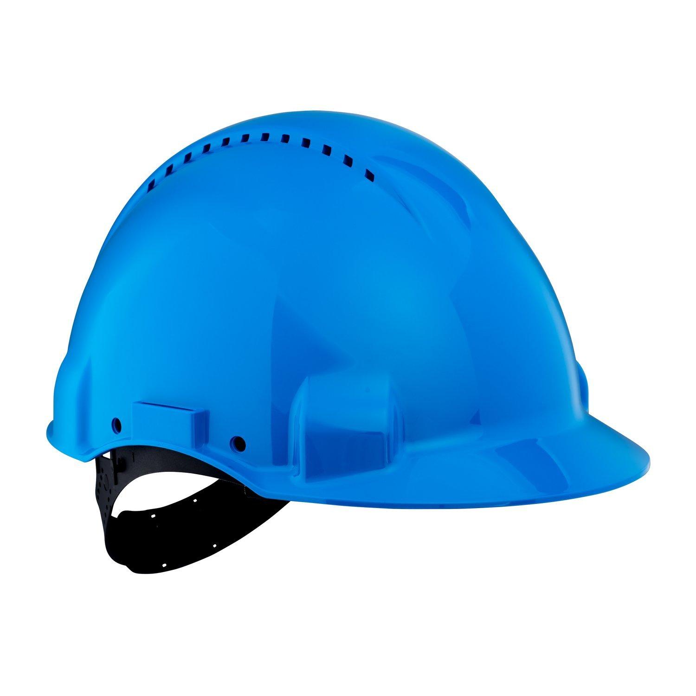 3M Peltor G30CUB Casco de Seguridad, 1 Casco/Caja, Azul: Amazon.es: Industria, empresas y ciencia