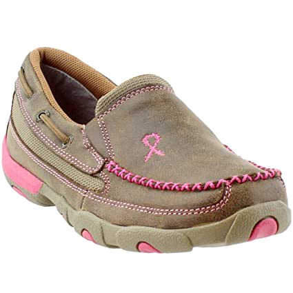 d92582e3597 Amazon.com  Twisted X Women s Tough Enough to Wear Slip-On Driving ...
