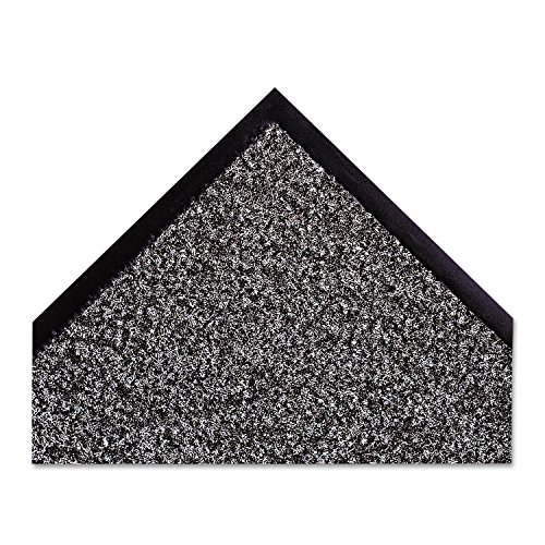 48 Hearth Rectangle (Crown DS0046CH Dust-Star Microfiber Wiper Mat 48