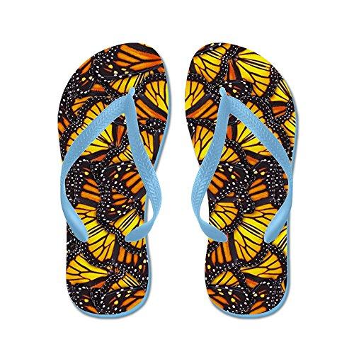 Farfalle Effies Farfalle - Infradito, Sandali Infradito Divertenti, Sandali Da Spiaggia Blu Caraibico