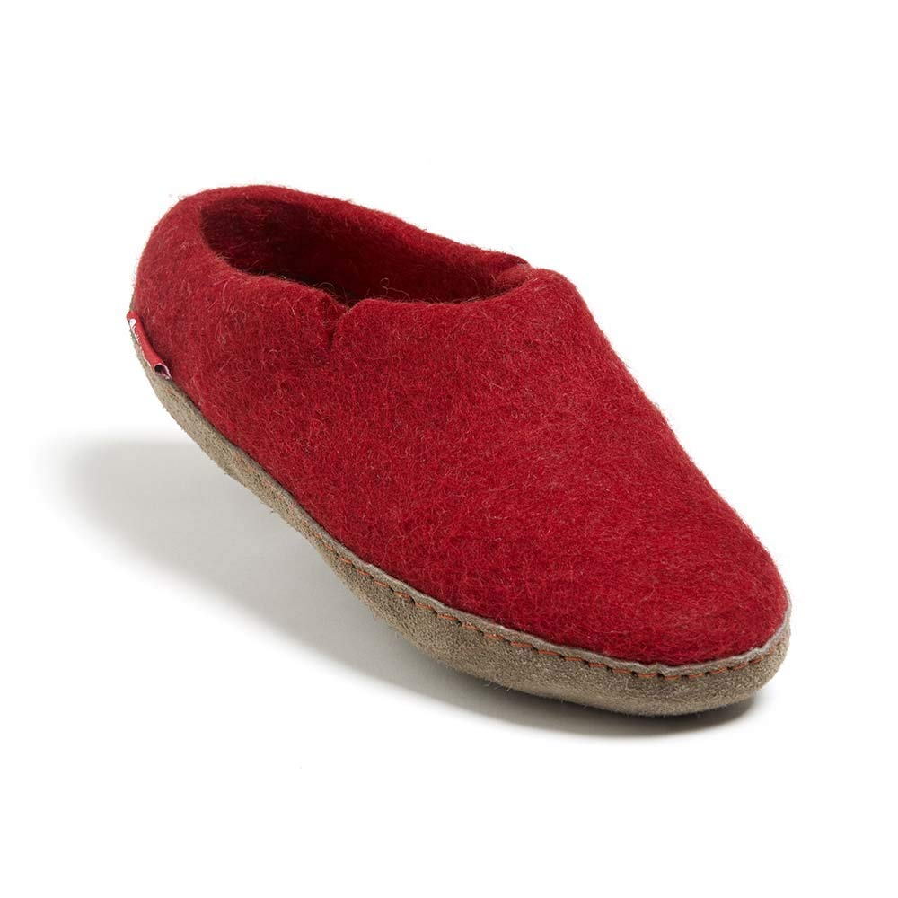 Red Glerups AR Rubber shoes