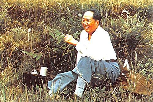 Mao Zedong 1954 Hangzhou China, People's Republic of China Postcard