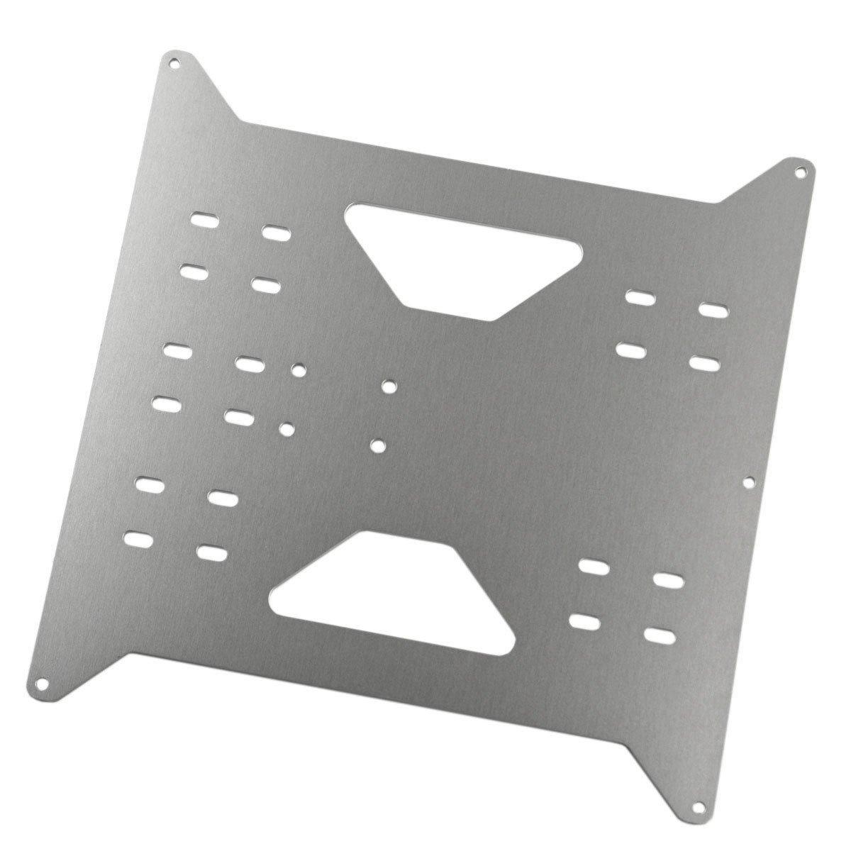 [Gulfcoast Robotics] Y Carriage Plate Upgrade for Maker Select and Wanhao Duplicatior i3 3D Printers