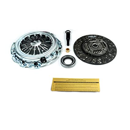 Amazon.com: EXEDY RACING STAGE 1 CLUTCH KIT fits 03-06 NISSAN 350Z 03-07 INFINITI G35 VQ35DE: Automotive