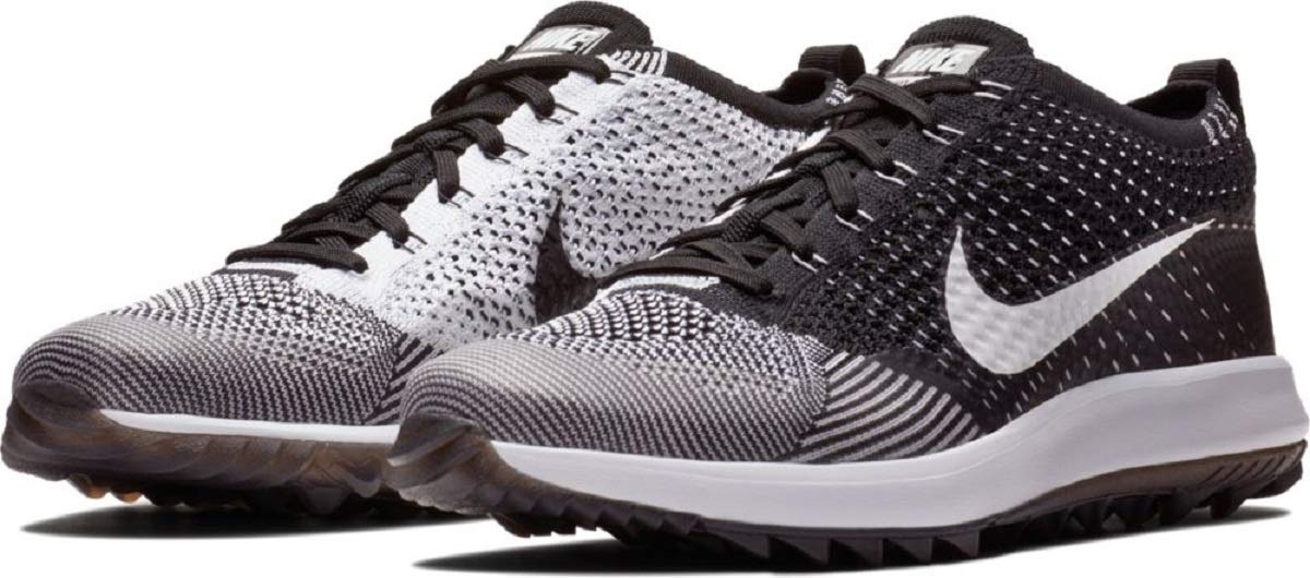 6699256ffbe6 Amazon.com  Nike Mens Flyknit Racer G Golf Shoes  Sports   Outdoors