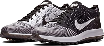 a08a01234ce34 Amazon.com: Nike Mens Flyknit Racer G Golf Shoes: Sports & Outdoors
