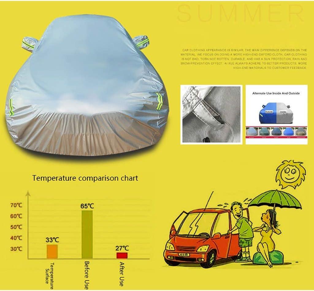 Fundas para coche Cubierta de coche funciona con FJ CRUISER |Uso alternativo dentro y fuera |A prueba de lluvia resistente a los rayos UV No inflamable a prueba de polvo a prueba de viento
