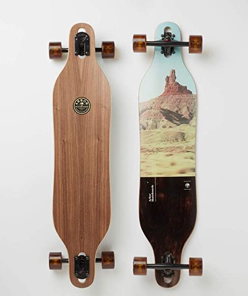 Arbor Axis 40 Complete Skateboard