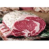 Black Angus Bone-In Prime Rib Roast - (7 lb.)