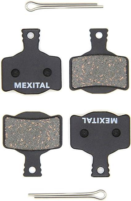 2 Paires Plaquette de Frein Bicyclette Velo Magura MT2 MT4 MT6 MT 8