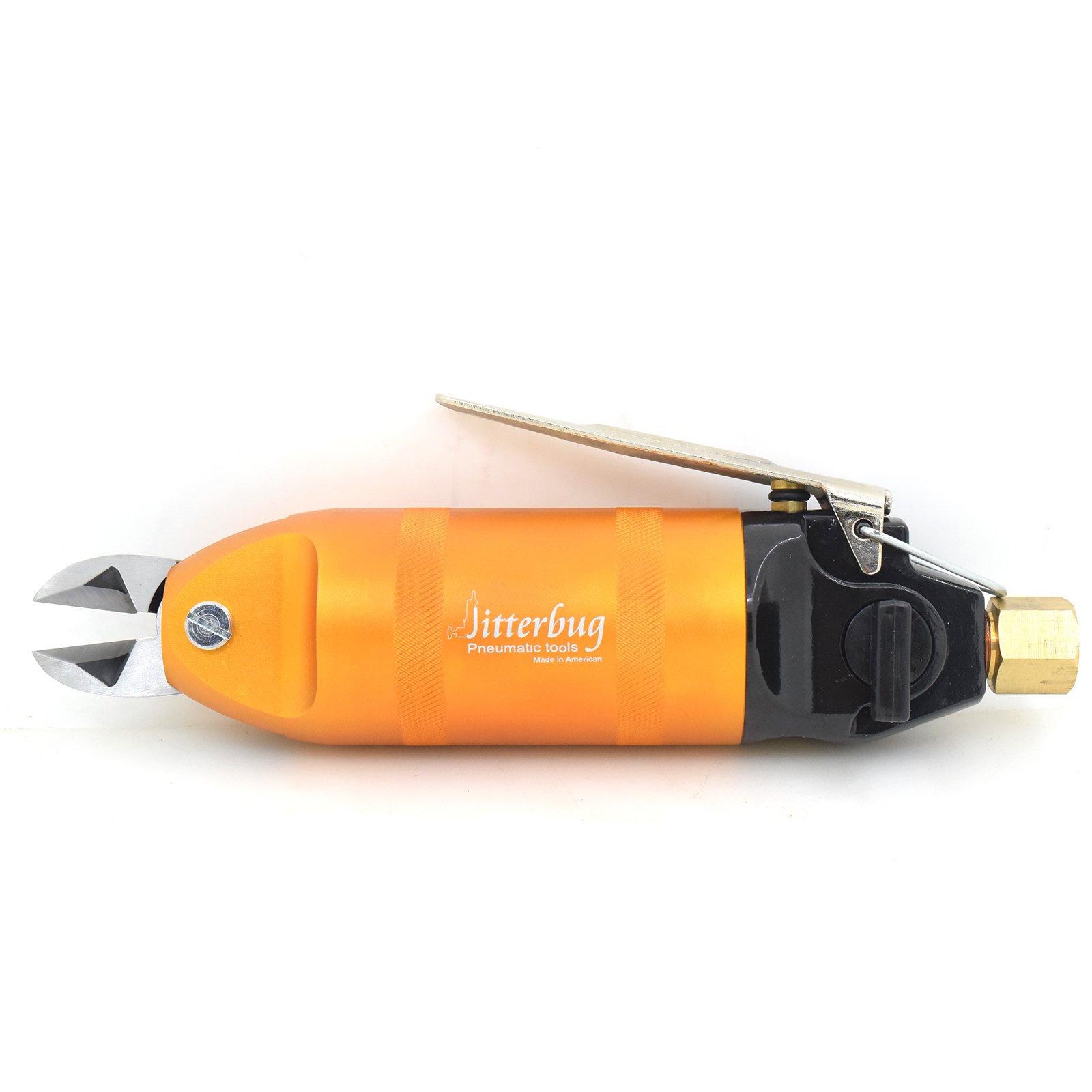 Pneumatic Air Crimping Pliers 2.0mm Iron Wire Shear Clamp Air Nipper HS-20 S5 Blade 14 Gauge Air Shear Cutter Tools by Jitterbug