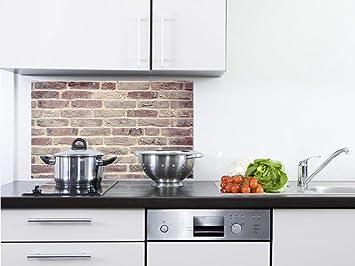 GRAZDesign 200069_100x60_SP Küchen-Spritzschutz aus Echtglas | Bild ...