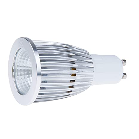 TiooDre GU10 bombillas LED 12W LED COB Spotlight LED Super brillante lámpara de la