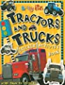 Busy Kids Tractors and Trucks Sticker Activity Book (Busy Kids (Paperback))