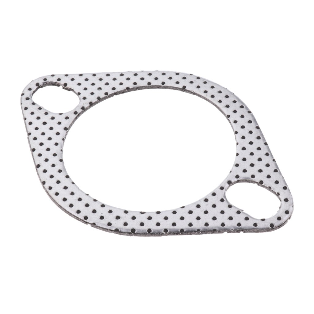 Baoblaze Brand New Durable 2 Bolt Exhaust Gasket Flange 2.25 inch