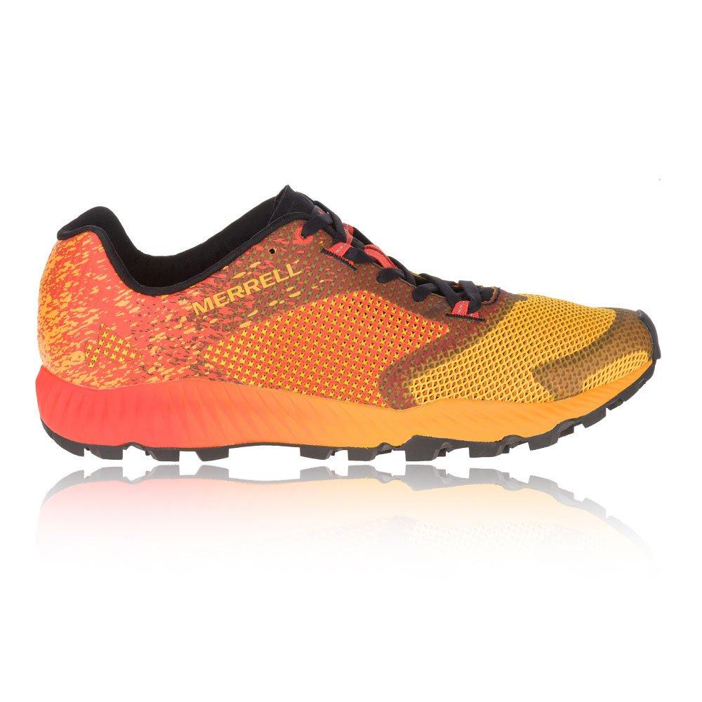 Merrell J77647, Zapatillas de Running para Asfalto para Hombre 41.5 EU|Naranja (Orange Orange)