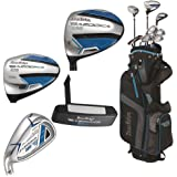 Tour Edge Golf- Varsity Bazooka 360 Teen Starter Set With Bag