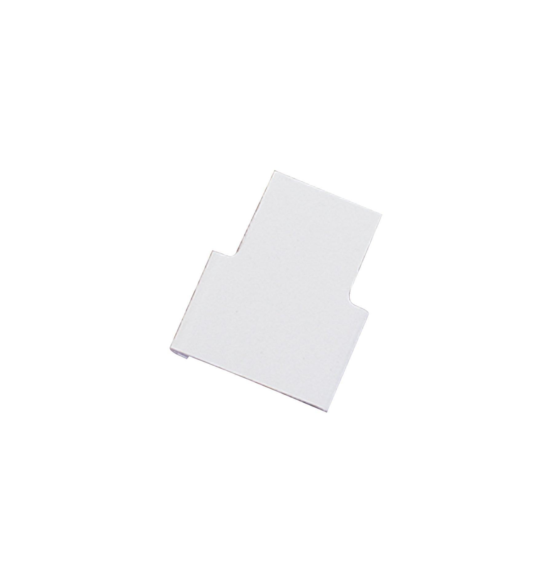 Nalgene Aluminum Storage Cane Coders, white (Case of 100) by Nalgene (Image #1)
