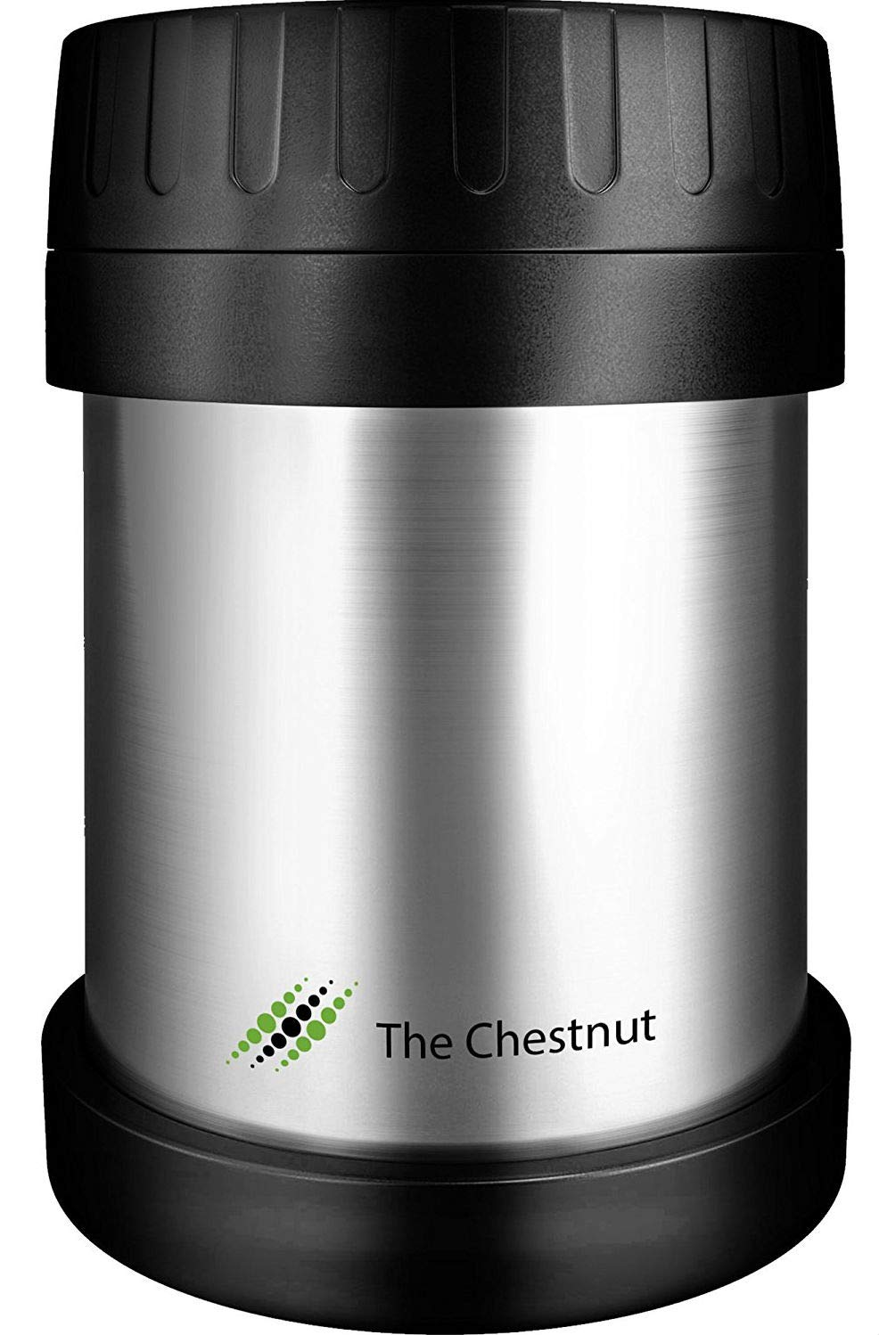 Small Thermos Food Jar for Women & Men 10 oz - Non-Insulated Stainless Steel Thermo Lunch Box - Small Travel Vacuum Metal Container - Hot Food, Soup Thermos