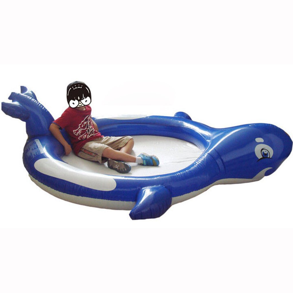 Aumento ballena hinchable piscina infantil piscina piscina ...