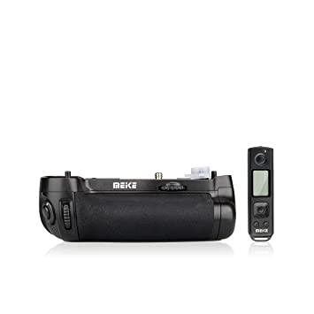 Meike MK-DR750 MK-D750 PRO Professional vertical horizontal Battery Grip  embeded into Remote Control far away 100Ms,put into 2 pcs en-el15 Lithium
