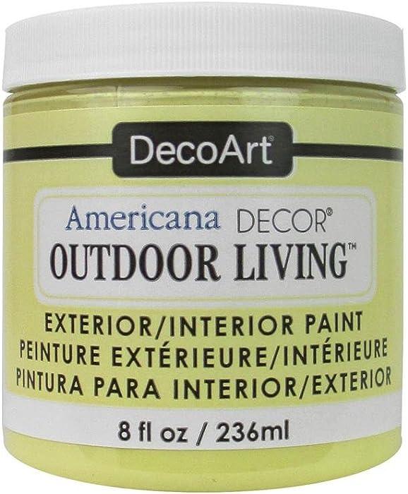 The Best Decoart Americana Decor Outdoor Living Paint 3 Pack