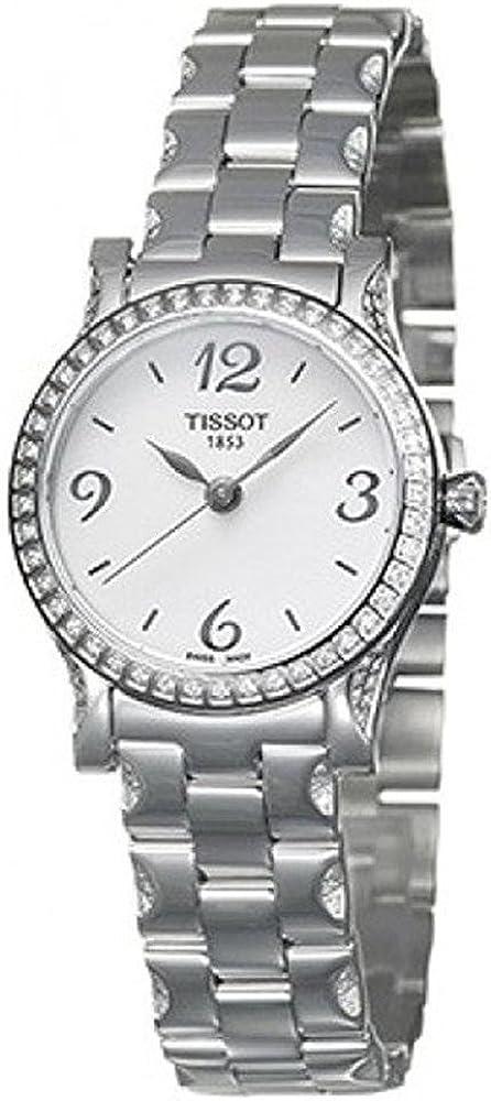 Tissot Reloj de Diamantes señoras t028.210.111.17.00