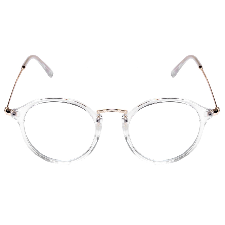 Forepin® Dame Mädchen klare Linse Brille: Amazon.de: Elektronik