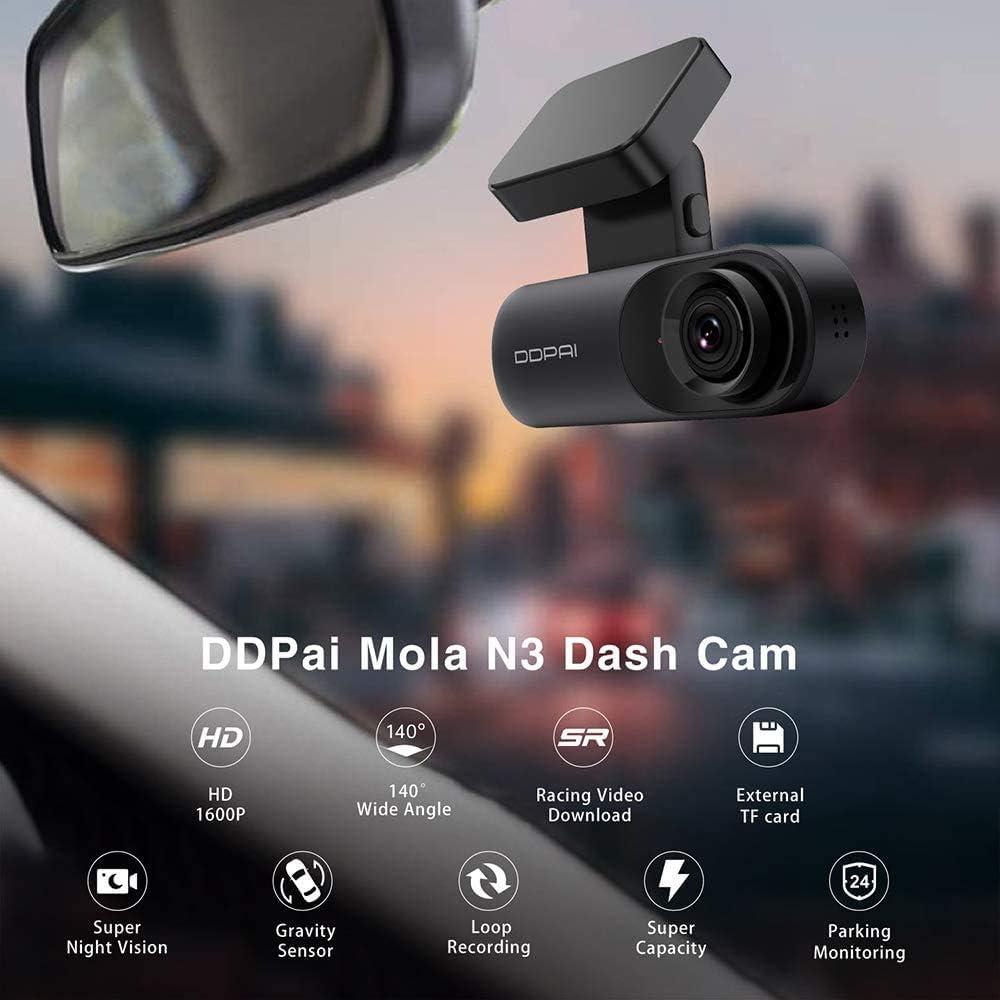Ddpai Dash Cam Elektronik