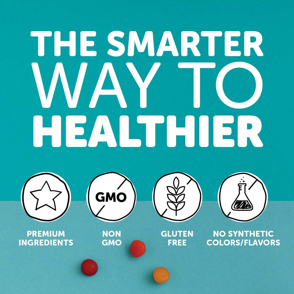 Little Devils Direct - Vitaminas Prenatales Vitaminas de Gominola Multivitaminas Plus Ácido Fólico: Amazon.es: Salud y cuidado personal