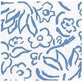 Caspari Serviette Im Lunchformat Bretagne Blau