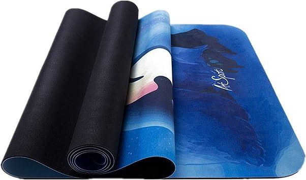 Premium Esterilla de Hacer Yoga de Zacheril