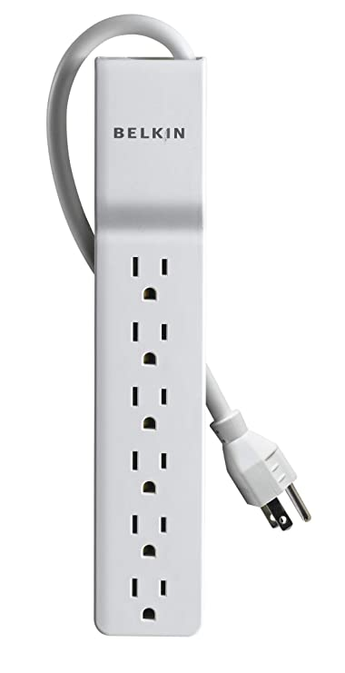 Review Belkin 6-Outlet Home/Office Power
