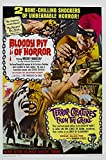 Bloody Pit Of Horror Terror-Creatures From The Grave Us Poster 1965 Movie Poster Masterprint (24 x 36)