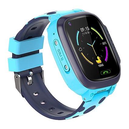 CUTICATE Smartwatch Niños, Reloj Inteligente para Niños ...